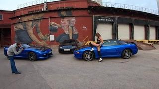 Фотосет Dodge Stealth/3000gt со Встречи клуба Dreamcars   Закрытие летнего сезона 2020