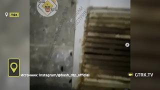 В Уфе жителей атаковали черные тараканы