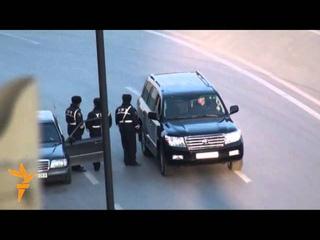 Бакинские гаишники: взятки идут потоком