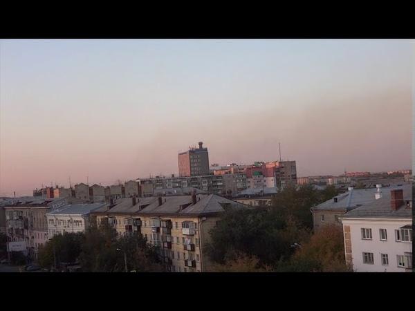 СОС Челябинск задыхается Часть 3 сентябрь 2020