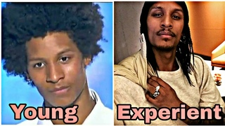 LAURENT (LES TWINS ) -  YOUTH x EXPERIENCE