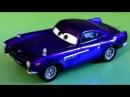 Finn McMissile Special Edition Metallic Finish Cars 2 Blue Ransburg Toys R us Disney Pixar 2013