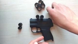 Пионер - обзор аэрозольного пистолета от интернет-магазина
