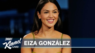 Eiza González On Living with Her Mom & Dating During Quarantine