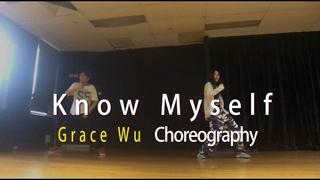 Know myself - Justine Skye feat Vory - Choreography by Grace Wu