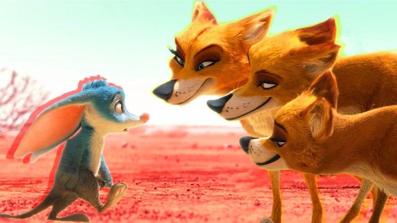 DreamWorks Long Lost Film Larrikins