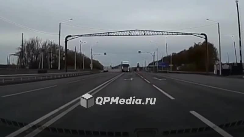 ДТП на трассе Курск Борисоглебск
