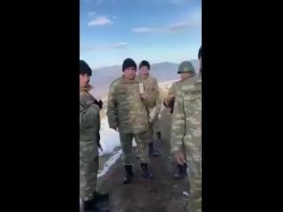 Армяне обращаются на тюркском к свои Господам