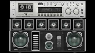 Alex Ch aka Dj Alex - Italo Disco  l Instrumental vol. I / Aimp AKAI GX 90 & Vector AKAI  SR-HA3
