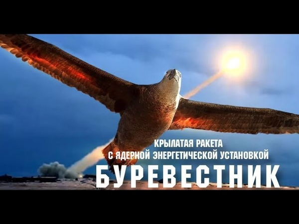 Россия испытала крылатую ракету Буревестник с ядерным реактором на архипелаге Новая Земля