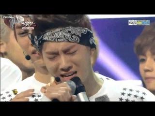 130614 EXO First Win @ Music Bank! #EXO1stWin