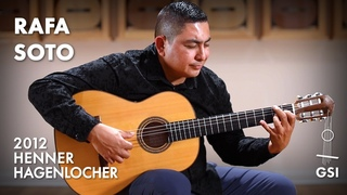 """La Zandunga"" (Traditional Oaxacan Waltz) performed by Rafa Soto on a 2012 Henner Hagenlocher"