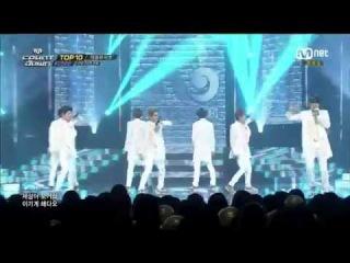 140607 INFINITE - Last Romeo @ M! Countdown Live Performance