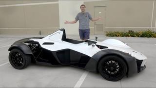 BAC Mono - это безумная дорожная гоночная машина за $250 000