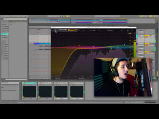 Bobina & Gid Sedgwick - Ashes (Ableton Live Screen Video)