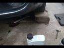 Замена масла в коробке передач Ниссан примера р12