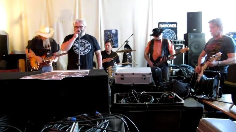 Vesa Takala Rokkipää The Band - The Memphis Train
