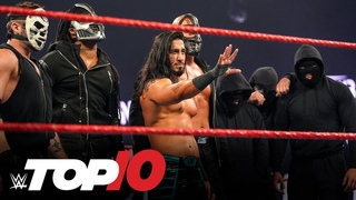 [#My1] Top 10 Raw moments: WWE Top 10, October 5, 2020