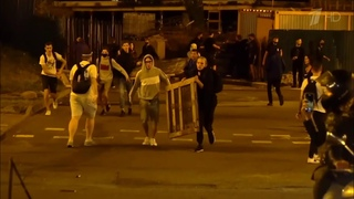 Минувшей ночью в Белоруссии прошли массовые выступления против итогов выборов президента.