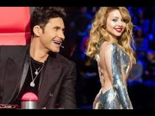Дан Балан & Тина Кароль-лучшее моменты Dan Balan & Tina Karol -the best moments on the voice is Love