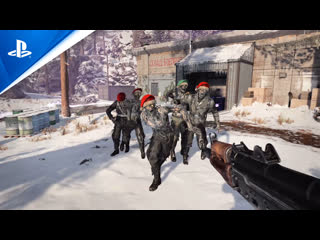 Call of Duty: Black Ops Cold War | Режим «Натиск зомби» | PS5, PS4
