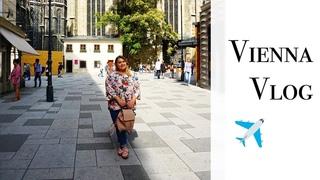ВЛОГ из ВЕНЫ || Отель из будущего, бегущие суши и цены