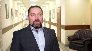 Игорь Алчинов - первый заместитель главы города Мегиона