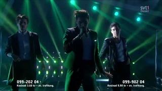 Begging - Anton Ewald Final HD (Melodifestivalen 2013) Sweden