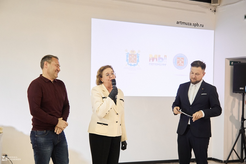 В Санкт-Петербурге наградили лауреатов молодежной премии, изображение №4