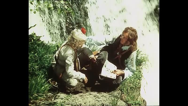 В поисках капитана Гранта 2 серия из 7 1985