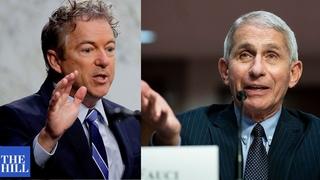 ICYMI: Fauci and Rand Paul clash again at Senate hearing