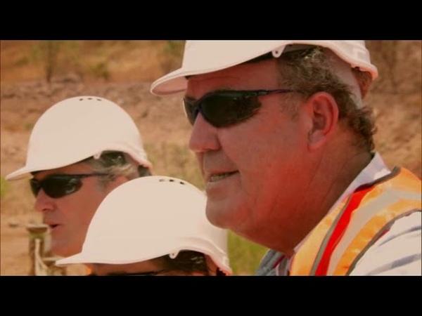 Топ Гир Top Gear Путешествие по Австралии часть 6