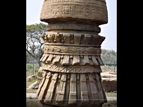 Артефакты древней Индии 56 Руины Качари Kachari Ruins