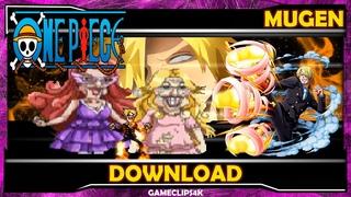Sanji Timeskip By Shadow Mercer (Download Char) MUGEN JUS CHAR