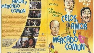 Celos, amor y Mercado Común *1973*