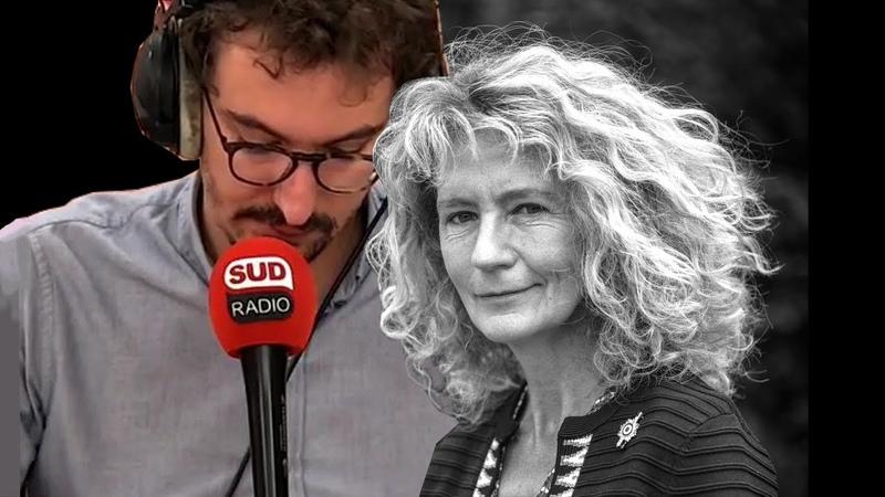 Il n'y a pas d'augmentation d'hospitalisations affirme la député Martine Wonner sur Sud Radio