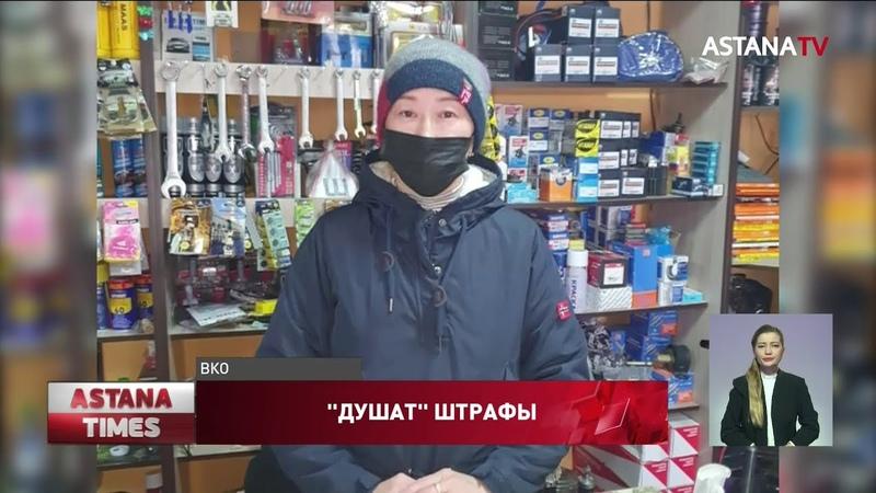 Сельские магазины на грани банкротства из-за крупных штрафов во время карантина