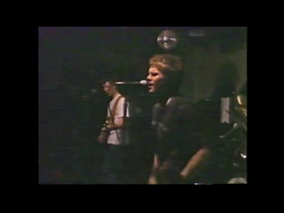 Moving Targets - Live at Hung Jury Pub 1987