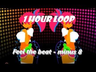 Feel the beat - Minus8 1 hour loop (Tell me how to love (drop) - Tenebrax)