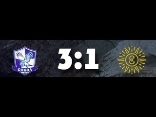". Activation League 6x6. ЖФК ""Сокол"" 3:1 ЖФК ""ГМЗ Царицыно""."