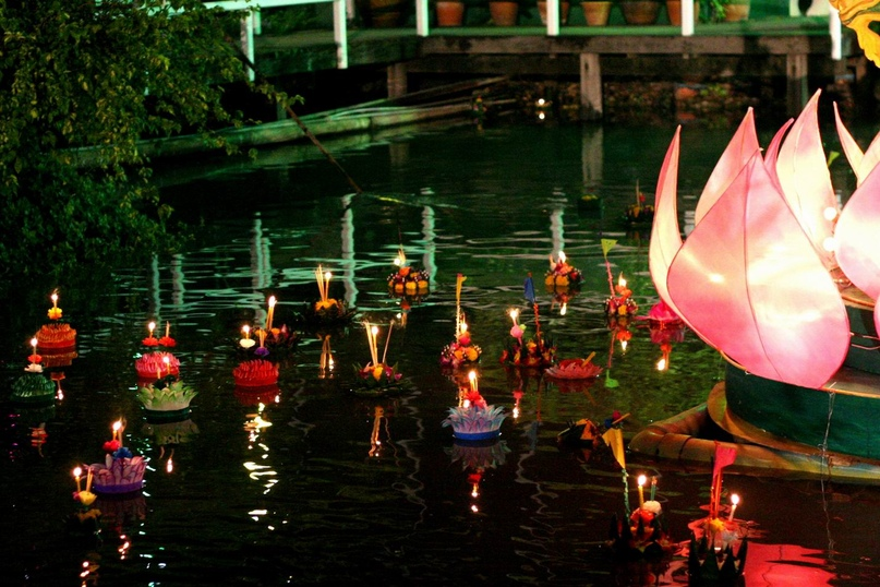 Волшебный Лой Кратонг – самый красивый праздник в Таиланде, изображение №1