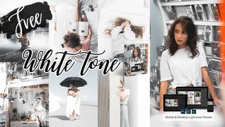 Edit Photo in Lightroom CC Mobile Tutorial   Free Preset !!!