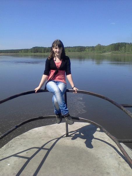 Оля Боровикова, Зеленогорск, Россия