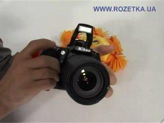 Зеркальный цифровой фотоаппарат Nikon D90 AF S DX 18 105G VR Kit