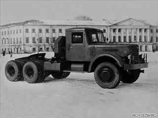 Старые советские Грузовики