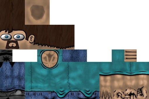 скины для майнкрафт hd 64x32 #9