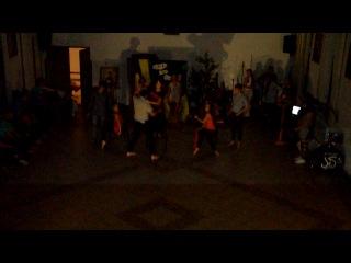 D5100 Class - Танго(постановка Христя и С.Блажея)
