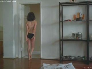 Голая Анджелина Джоли (Angelina Jolie) - Луна пустыни / Mojave Moon (1996)