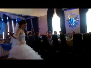Первый семейный танец Саши и Нади Родионовых