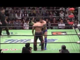 [#My1] NOAH Global League 2013 - Tag 10 - Naomichi Marufuji vs. Yuji Nagata (Global League 2013 Block B Match)